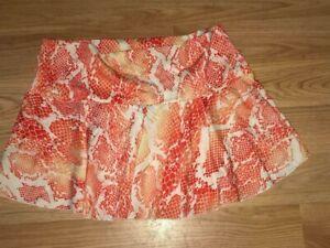 Victoria's Secret Ladies Sz XL Schoolgirl/Tennis Style Mini Skirt/Free Shipping!
