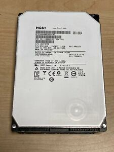 HGST Ultrastar HE6 HUS726060ALA640 6TB 3.5 7200RPM 64MB Cache SATA 6.0Gb/s