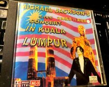 Live Concert In Kuala Lumpur Part 1 by Michael Jackson CD RARE