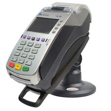 """Credit Card Stand  For Verifone VX520 40mm Compact 3"""" Tall kit with Lock & Key"""