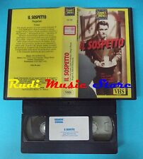 VHS film IL SOSPETTO 1941 Hitchcock  Grant Fontaine IL GRANDE CINEMA(F89) no dvd