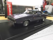 DODGE Charger R/T Coupe 1970 lila Muscle Car V8 SONDERPREIS Ertl AMT 1:43
