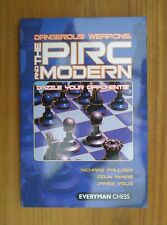 (Chess books)  The Pirc and Modern by Richard Palliser, Colin McNab, James Vigus