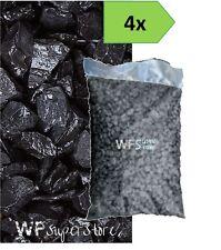 Graniglia marmo Nero Ebano 9/12mm - 4 sacchi da 25 kg - sassi pietre giardino