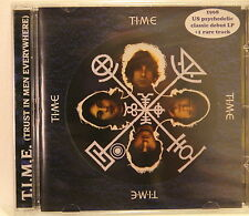 TIME-same US psych cd