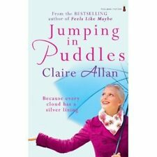 Jumping in Puddles Claire Allan Irish Author New in Oz