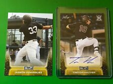 2020 Leaf Baseball Draft Gold Rookies + Autographs! You Pick! Jasson Torkleson +