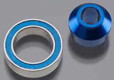Traxxas Slash 4x4 / Stampede 4X4 Blue Anodized Aluminum Bearing Adapter 6893X