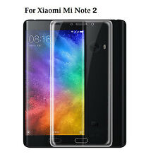 Full Coverage 3D Curved Tempered Glass Screen Protector for Xiaomi Mi Note 2