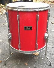 Pearl Export Series Floor Tom Drum 16 X 16 Red