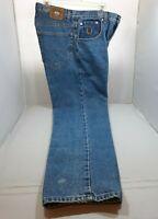 Vintage Tommy Hilfiger Jeans Men's 32x32 Blue Denim Baggy Fit Pants