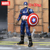 Captain America Marvel Avengers Legends Comic Heroes 7 Action Figure Collect Toy