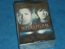 SUPERNATURAL 'Season Two' Complete Base Set Of 90 Trading Cards Sam Winchester