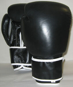 Boxing Gloves in Leather, New, Free Shipping.