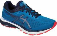 ASICS Men's GT-1000 7 Athletic Running Shoes Size 7.5 Color: Race Blue/Peacoat
