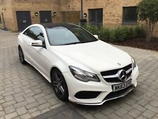 Mercedes Benz E250 AMG Sport Cdi Coupe Auto 2.1 Cat D Drive Away salvage