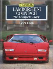 LAMBORGHINI COUNTACH THE COMPLETE STORY - 1ST EDITION HARDBACK 1990