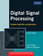 Digital Signal Processing : Principles, Algorithms, and Applications by John ...