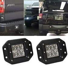 "4"" 5"" Flush Mount Led Work Lights Luci lavoro faro fari Off Road 3x3 Jeep(2)spot"