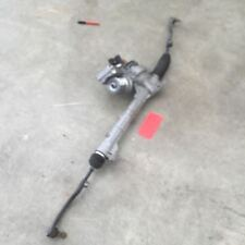 15 MINI COOPER S JCW R58 COMPLETE USED OEM ELECTRIC STEERING RACK & PINION 12-15