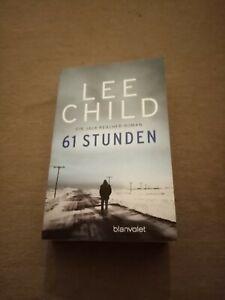 Lee Child, 61 Stunden (tb, 5.Auflage)