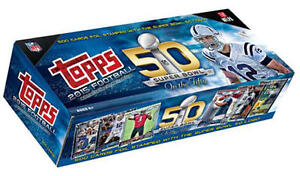2015 Topps Super Bowl 50 Stamp Football - Pick A Player - Cards 1-200