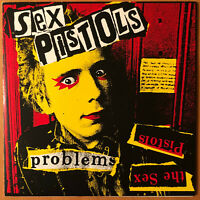 SEX PISTOLS  Problems / Curse  MAN'S RUIN RECORDS 1997 EP LIMITED EDITION NM