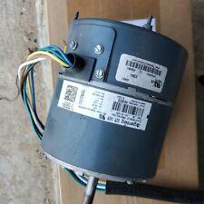 Genteq ECM FAN  Blower Motor 1/3 HP 240v 5SME39HLHE026 Used