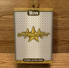 BNIB NECA The Boys Ultimate Starlight Homelander WalMart Exclusive Figure