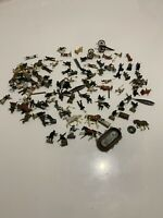 Job Lot Mainly Airfix Ho-oo Painted Figures Pre Owned
