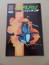 Samurai Penguin 2 . Slave Labor 1986 VF - minus