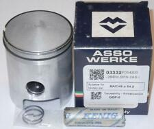 1970-on SACHS Penton 125 /6B 2-ring 54.2mm cast piston assembly ASSO Italy 03332