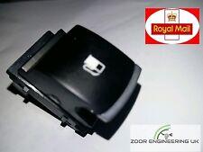 Interruptor de botón de liberación de puerta de combustible de cromo para VW Jetta Golf MK5 Touran 1KD959833