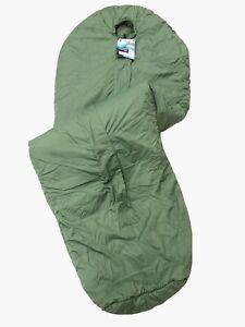 NEW Sleeping Bag British Army Military Medium Weight LARGE FECSA MOD #3807