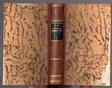 BIBLIOTHEQUE UNIVERSELLE DES ROMANS OCTOBRE 1777 LITTERATURE ANTIQUE CHEVALERIE