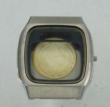Seiko H556-5039 Quartz Alarm Chronograph case near good crystal lot w503