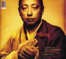 Lama Gyurme - Rain Of Blessings - Vajra Chan (NEW CD)