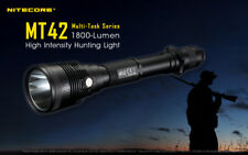 NITECORE MT42 1800 Lumen 514 Yard Long Throw Hunting & Search Flashlight
