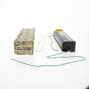 Advance Transformer 118V 60Hz .5A Ballast For T10 40W Lamp Class P RSHM-140-TP