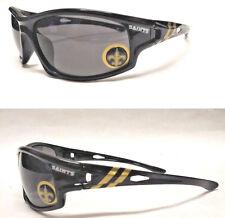 Read Listing! New Orleans Saints XLARGE 3D logo on XTREME WRAP Sunglasses. YIKES