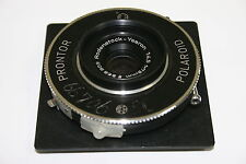Polaroid Prontor MP-3 3-Inch 75mm Lens and Shutter