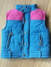 Girls Baby vest coat jacket puffer 2T Appaman blue pink