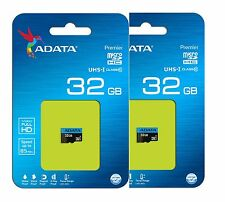 ADATA 32GB Micro SD HC Class 10 TF Flash SDXC Memory Card mobile Pixel HTC Lot 2
