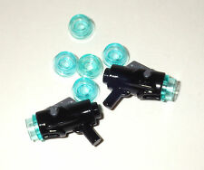 Lego Star Wars - New Blasters with bullets - Pack of 2 - Free UK P+P