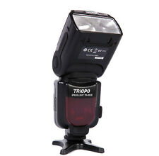 Triopo TR-960 III Speedlite Flash for Nikon D7100 D5200 D600 D3200 D800 D5100 D4