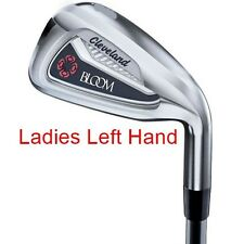 CLEVELAND BLOOM PITCHING WEDGE (NAVY) - GRAPHITE - LADIES LEFT HAND - NEW!
