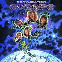 EUROPE The Final Countdown VINYL LP BRAND NEW 180 Gram