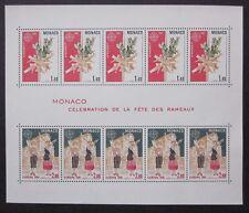 Religion Folklore Kinder   Europa Monaco 1981  Block