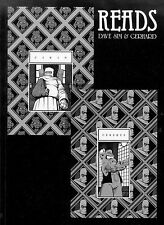 Cerebus Vol 9 Reads Tpb Dave Sim Collects issues 175-186 Vfnm Rare