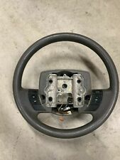 2005-2011 OEM Grand Marquis Crown Vic Cruise Control Steering Wheel GREYSTONE